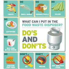 Garbage Disposal Backing Up Into Single Sink by Things Not To Put Down Your Sink Garbage Disposal