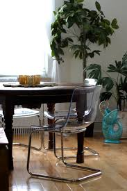 Ghost Chair Ikea Singapore by Outstanding Lucite Dining Chairs Images Ideas Surripui Net