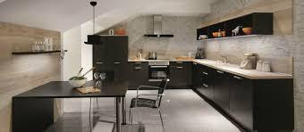 cuisine d angle cuisine contemporaine américaine cuisines cuisiniste aviva