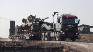 US Military Retracts Statement On 'border Force' In Syria - The ... Truck Fallout Wiki Fandom Powered By Wikia Us Military Offloading Armored Vehicles Youtube M985 Hemtt In Iraq Description Wrecker And Cargojpg Items Vehicles Trucks Old Us Army Trucks Stock Photo Getty Images Nionstates Dispatch Of The Hertzlian Skin Mod American Simulator Mods 7 Used You Can Buy The Drive Fileus Gmc 25 Ton Truck Flickr Terry Whajpg M923a1 Big Foot Italeri 135 Build And Pating To Finish M35 Coinental Motors Cargo At Smallwood Vintage