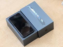 Cheap iPhone 5 16GB Black Smartphone Factory Unlocked