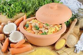 schnelle küche couscous auflauf im römertopf foodies