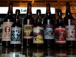 Jolly Pumpkin Artisan Ales Bam Biere by Jolly Pumpkin To Bring Artisanal Ales To A Midtown Gastropub