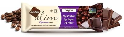 Picture Of NuGO Slim Espresso 12 Bars