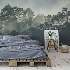 fototapete selbst gestalten ungewöhnliche schlafzimmer