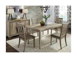 Liberty Furniture Sun Valley5 Piece Rectangular Table Set