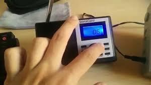 radio cuisine lidl radio multibanda silvercrest lidl vs tecsun pl310 e sangean ats909