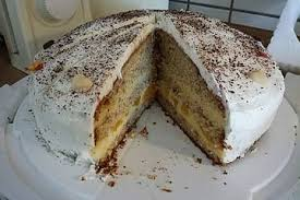 nuss pudding torte