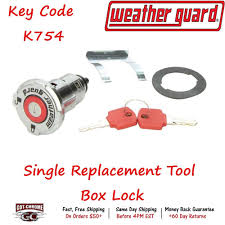7748-54 Weather Guard Single Replacement Tool Box Lock With Key Code ... Weather Guard Pork Chop Truck Box Alinum Inlad Shop Weather Guard 715in X 2025in 24in Black Full 345301 Tool Boxes Equipment Ca Reviews Best Resource Defender Series Standard Single Door Underbody 3 Used Weather Guard Truck Tool Boxes Item C2081 Sold Weatherguard Replacement Locks Amazoncom 114501 Cross 153 Cu Ft 173001 4634 Accsories Advanced Emergency Products