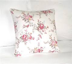 Decorative Couch Pillow Covers by English Rose Country Garden Cushion Decorative Throw Pillow