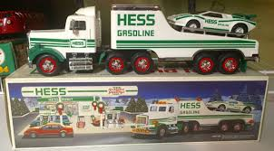 1991 Hess Toy Truck With Racer By Thehucksterwagon On Etsy | Cool ...