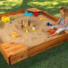 KidKraft Backyard Sandbox - Toys