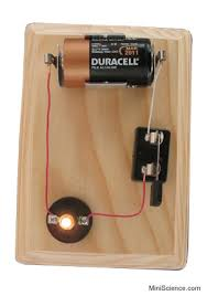 simple electric circuit project kit