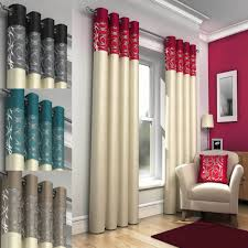 Marburn Curtains Audubon Nj by Red And Gray Blackout Curtains Curtain Menzilperde Net