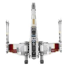 Lego X Wing Stand by Lego Red Five X Wing Starfighter