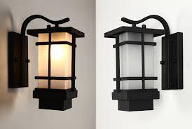 outdoor wall ls retro porch light deco wall lanterns iron