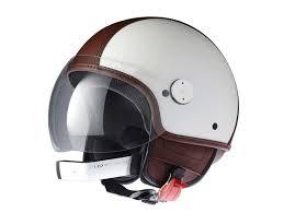 Bluetooth Ready Vespa Helmet