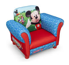 Mickey Mouse Bathroom Set Uk by Disney Children U0027s Mickey Mouse Upholstered Chair Amazon Co Uk Baby