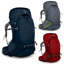 100 Atmos 35 Osprey AG 65 Backpack Mens