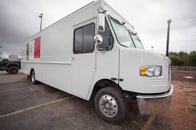 Oklahoma City Public Schools Custom Food Truck | Cruising Kitchens