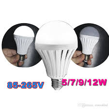 e27 led smart rechargeable bulbs e27 emergency light bulb l