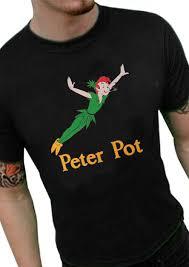 peter pot funny men u0027s t shirt