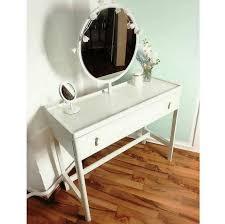 White Makeup Desk With Lights by Furniture Wonderful Walmart Makeup Table For Bedroom Vanities