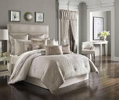 amazon com wilmington alabaster comforter set queen by j queen