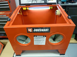 Media Blasting Cabinet Manufacturers by Tsc Jobsmart Blast Cabinet Modifications Srvctec