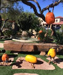 Ray Villafane Pumpkins by Enchanted Pumpkin Garden Carefree Arizona It U0027s A Free Event U2026 Go