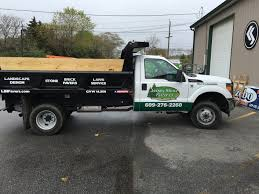 Jersey Shore Pavers - Dump Truck #11 - Coastal Sign & Design, LLC Landscaping Truck For Sale Craigslist Tri Axle Dump Landscaper Neely Coble Company Inc Nashville Tennessee Custom Steel Bodies 2015 Isuzu Npr Nd 12 Ft Landscape Bentley Services New 2017 Ford F350 Regular Cab For In Quogue Ny Used Hd Crew Cab14ft Alinum Landscape Dump Truck Jersey Shore Pavers 11 Coastal Sign Design Llc Gmc For Sale 1241 Mack Trucks Announces World Of Concrete Vocational Truck Lineup 2018 Body And Itallations Sun Coast Trailers
