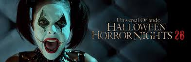 Halloween Horror Nights Frequent Fear Pass by Hhn 26 You Won U0027t Stand A Chance Horror Night Nightmares