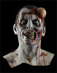 Funny Halloween Half Masks by Horrify The People Around With These Scary Masks Halloween Masks