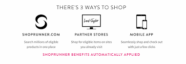 How To Use ShopRunner To Save Big At Your Favorite Stores ... Discover Gift Card Coupon Amazon O Reilly Promo Codes 2019 Everyday Deals On Clothes And Accsories For Women Men Strivectin Promotion Code Old Spaghetti Factory Calgary Menu Gymshark Discount Off Tested Verified December 40 Amazing Rources To Master The Art Of Promoting Your Zalora Promo Code 15 Off 12 Sale Discounts Jcrew Drses Cashmere For Children Aldo 10 Dragon Ball Z Tickets Lidl Weekend Deals 24 Jan Sol Organix Fox Theatre Nutcracker