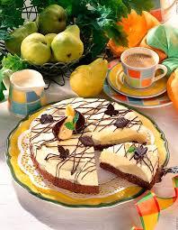 mascarpone torte birne helene