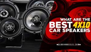 100 Best Truck Speakers What Are The 410 Car Of 2018 Honest Reviews