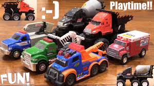 Toy Review Channel: Toy Trucks! A Dump Truck, Cement Mixer Truck ... Blaze The Monster Machines Trucks Assortment 1900 Hamleys Big Daddy Rig Tool Master Transport Toy Truck Carrier With More Images Of Troys Toys M2machines Cars And Disney Diecast Semi Hauler Jeep 2152 Wooden Plans To Be Vets Garage On A Mission To Build Wooden Toy Trucks For The Abc Espisodes Over 1 Hour Tonka Americas Favorite Trend Legends City Fort Lauderdale Fl Extravaganza No Hess Best Resource