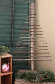 Decorative Twig Christmas Tree