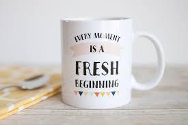 Fresh Beginning Coffee Mug