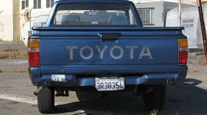 The Most Reliable Motor Vehicle I Know Of: 1988 Toyota Pickup 1990 Toyota Dlx Pickup Truck Item L6836 Sold March 23 V Is This A Craigslist Truck Scam The Fast Lane 1999 Tacoma For Sale Nationwide Autotrader Pickup Classics On Photos Informations Articles Bestcarmagcom Land Cruisers Direct Home 2 Dr Deluxe 4wd Standard Cab Sb Trucks This 1980 Dually Flatbed Cversion Is Oneofakind Daily Hilux Wikipedia Jt4rn93p5l5018958 Orange Toyota Pickup 12 In Ca Sale At Copart Martinez Lot 50084688 Trk Classiccarscom Cc986841