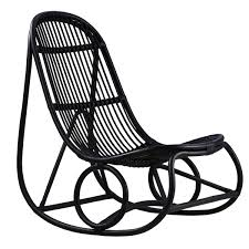 Sika-Design Nanny Rocking Chair, Black | Finnish Design Shop Italian 1940s Wicker Lounge Chair Att To Casa E Giardino Kay High Rocking By Gloster Fniture Stylepark Natural Rattan Rocking Chair Vintage Style Amazoncouk Kitchen Best Way For Your Relaxing Using Wicker Sf180515i1roh Noordwolde Bent Rattan Design Sold Mid Century Modern Franco Albini Klara With Cane Back Hivemoderncom Yamakawa Bamboo 1960s 86256 In Bamboo And Design Market Laze Outdoor Roda