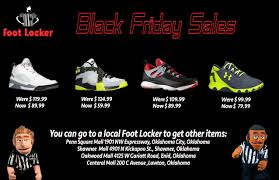 Footlocker Black Friday Deals - Send Me Coupons To My Mail