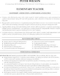 English Teachers Resume Resumes Esl Teacher Pdf