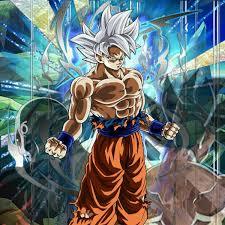 Migatte No Gokui Goku♡😍😍😍😍wu003c Goku♡つᴗu003cつ