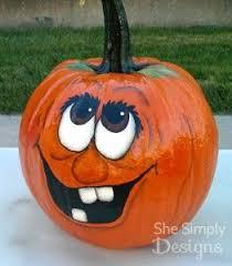Cute Halloween Carved Pumpkins by Best 25 Pumpkin Faces Ideas On Pinterest Halloween Pumpkin