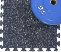 Rubber Gym Flooring Products