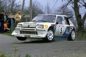 profil24 models Peugeot 205 Turbo 16 Monte Carlo & Tour de Corse