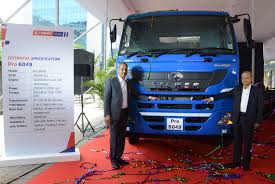 Volvo: Eicher Trucks & Buses Launches Eicher Pro 6049 And Eicher Pro ...