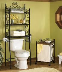 Get Quotations Wrought Iron Toilet Frame Floor Storage Rack Multi Layer Shelf Bathroom Jiaojia