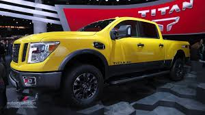 The 2016 Nissan Titan Diesel Can Tow A Massive 12,314 Pounds ...